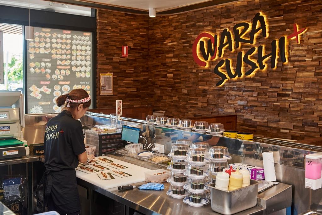 Wara Sushi