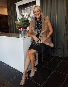 Tigerlamb owner Helen Owens